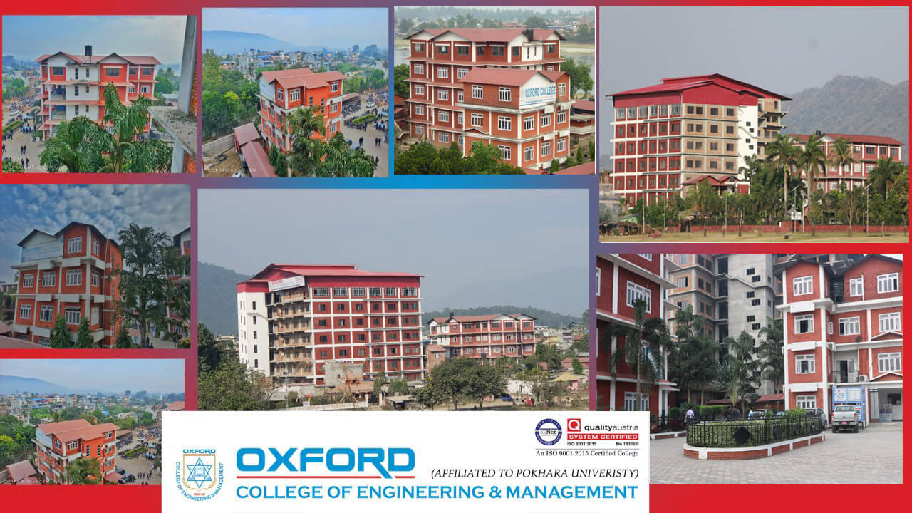 Oxford College of Engineering and Management : Homepage
